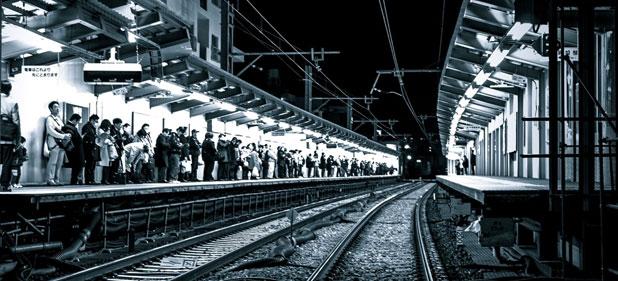 「西八王」「桶川」「川崎」が自殺数TOP3の駅