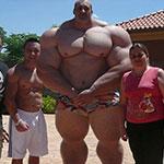 世界の凄すぎる「筋肉(体)」の持ち主たち
