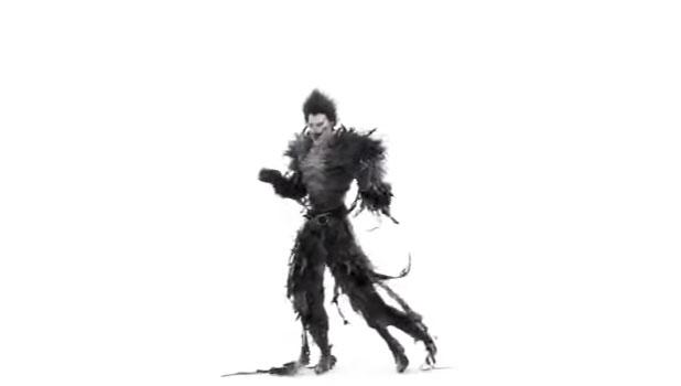 踊る「死神リューク」