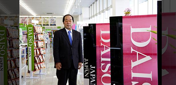 「セリアには店でも商品でも負けた。」ダイソー社長「矢野博丈」氏の名言15選