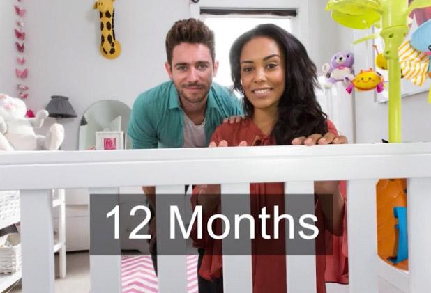 生後12か月